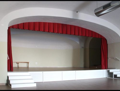 Teatro parrocchiale – Crocetta del Montello (2012)